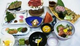 季節の料理|つるや旅館