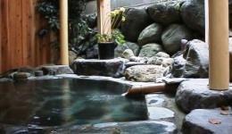 掛け流し温泉|つるや旅館